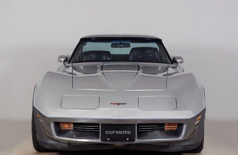 1981 Chevrolet Corvette Image 33