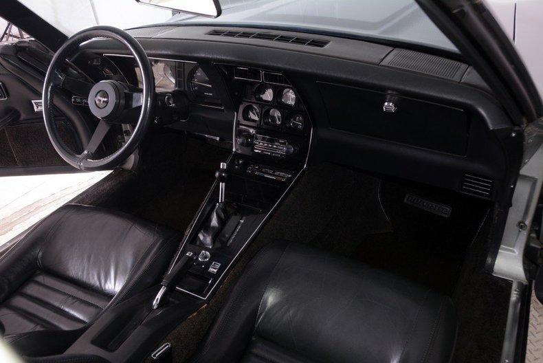1981 Chevrolet Corvette Image 36