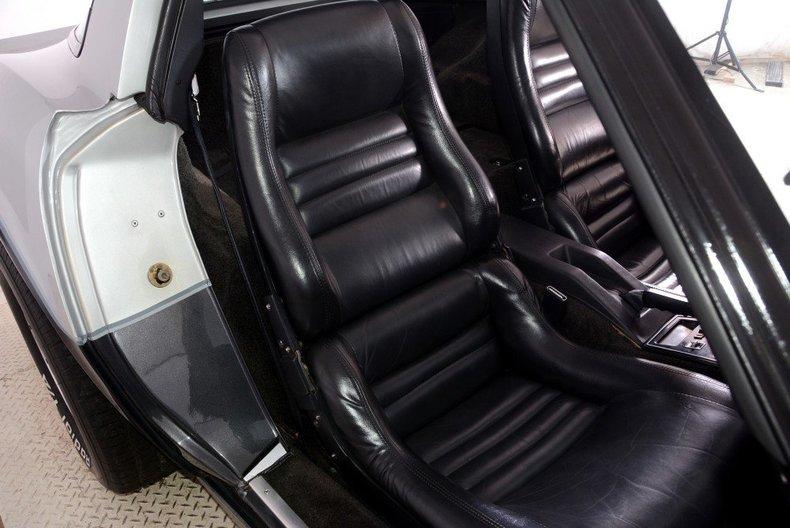 1981 Chevrolet Corvette Image 39
