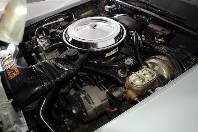 1981 Chevrolet Corvette Image 50