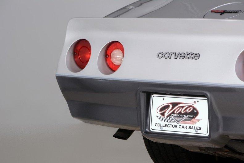 1981 Chevrolet Corvette Image 61