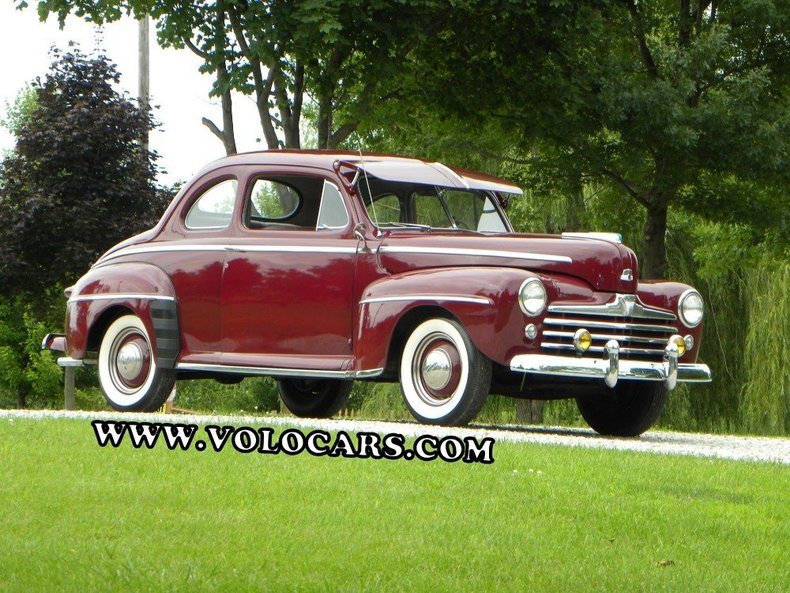 1947 Ford Deluxe Image 1