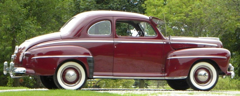 1947 Ford Deluxe Image 17