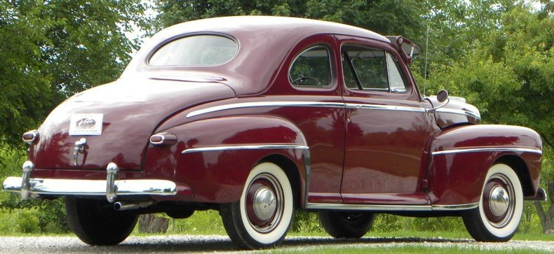 1947 Ford Deluxe Image 18