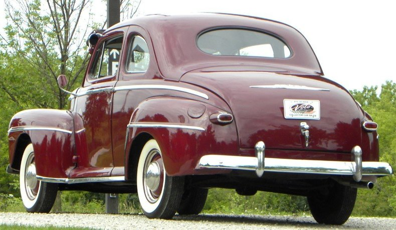 1947 Ford Deluxe Image 21