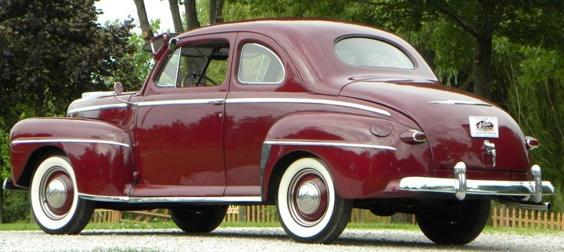 1947 Ford Deluxe Image 22