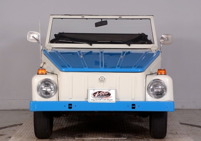 1974 Volkswagen Thing Image 22