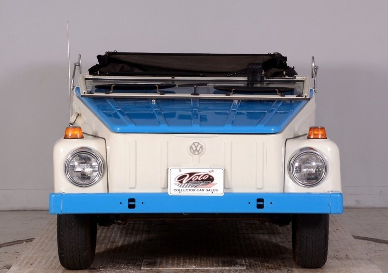 1974 Volkswagen Thing Image 24