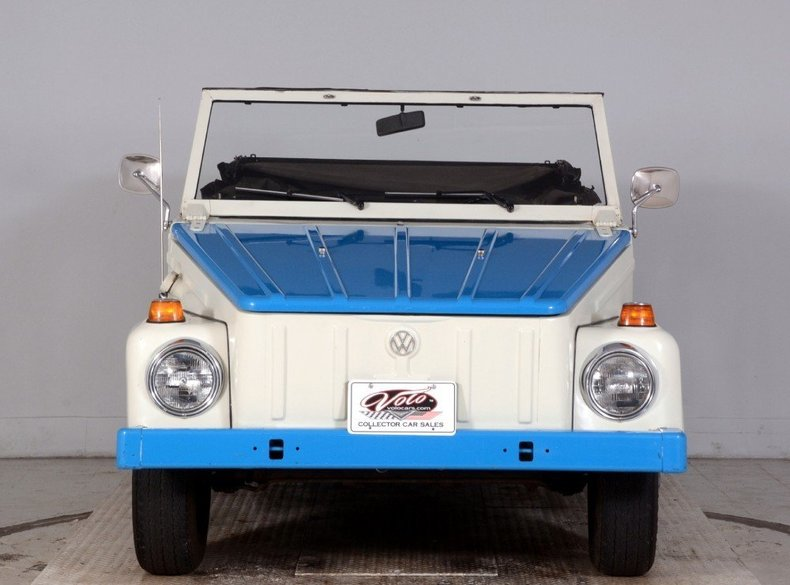 1974 Volkswagen Thing Image 51