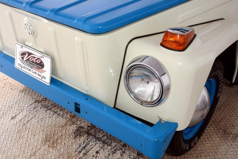 1974 Volkswagen Thing Image 60