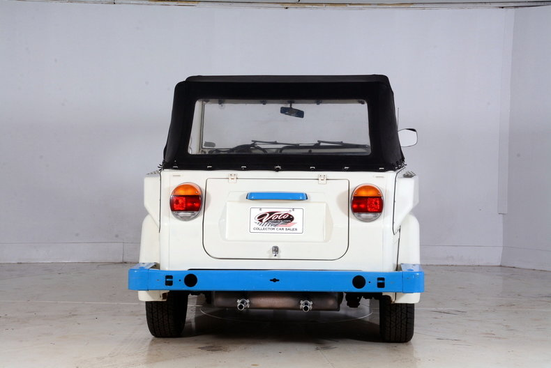 1974 Volkswagen Thing Image 40