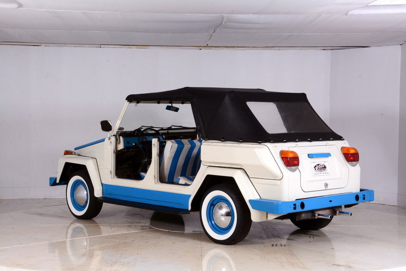 1974 Volkswagen Thing Image 41