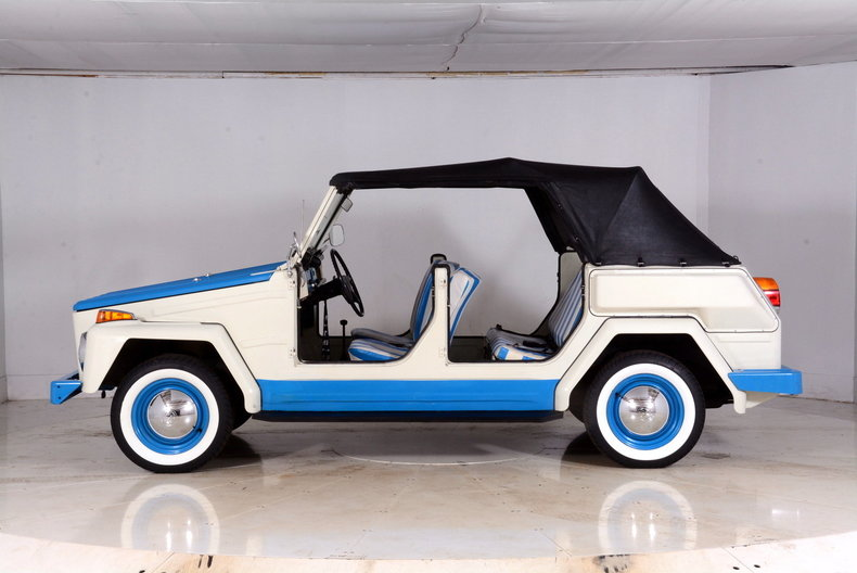 1974 Volkswagen Thing Image 28