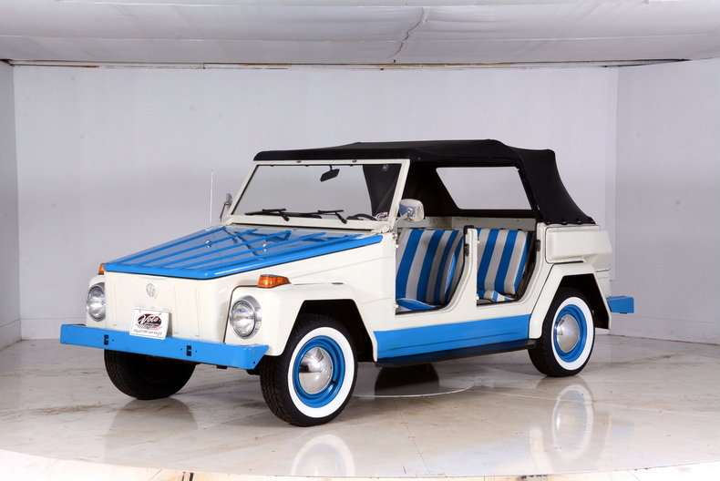 1974 Volkswagen Thing Image 57