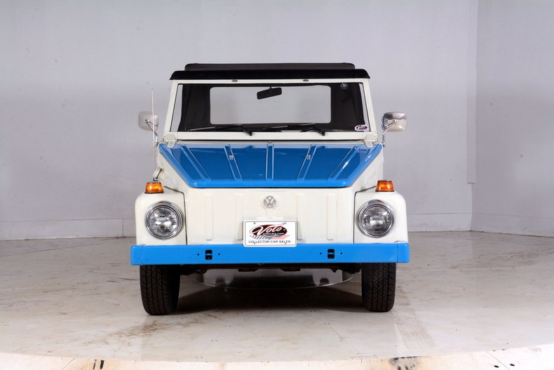 1974 Volkswagen Thing Image 34