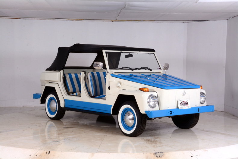 1974 Volkswagen Thing Image 23
