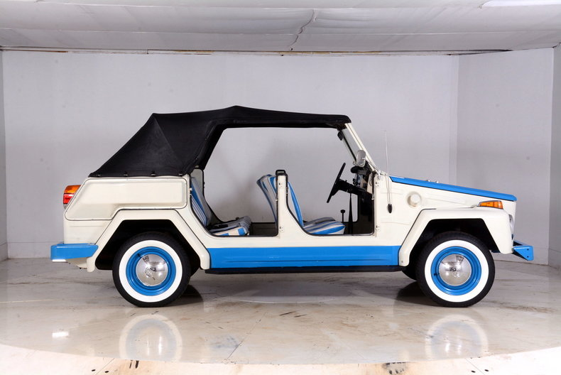 1974 Volkswagen Thing Image 9