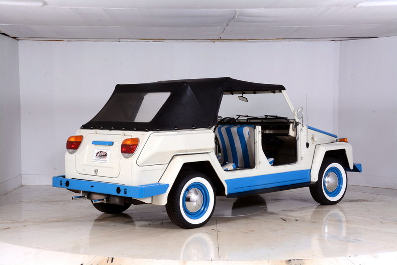 1974 Volkswagen Thing Image 25