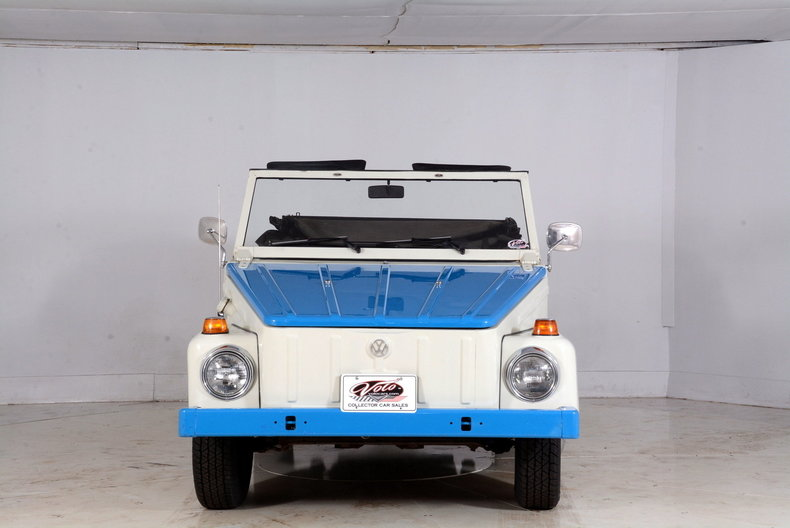 1974 Volkswagen Thing Image 27