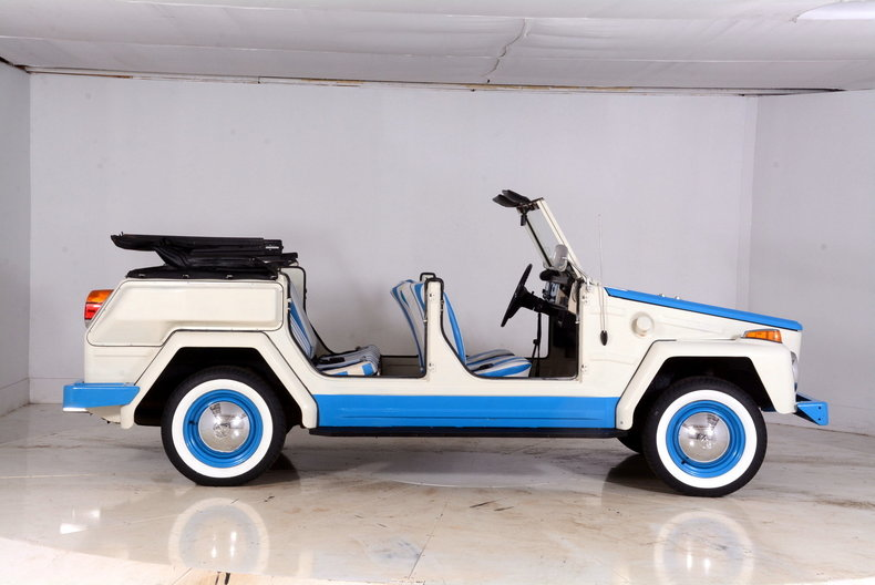 1974 Volkswagen Thing Image 38