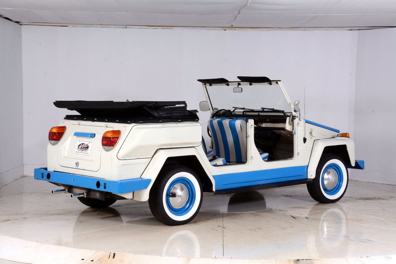1974 Volkswagen Thing Image 3