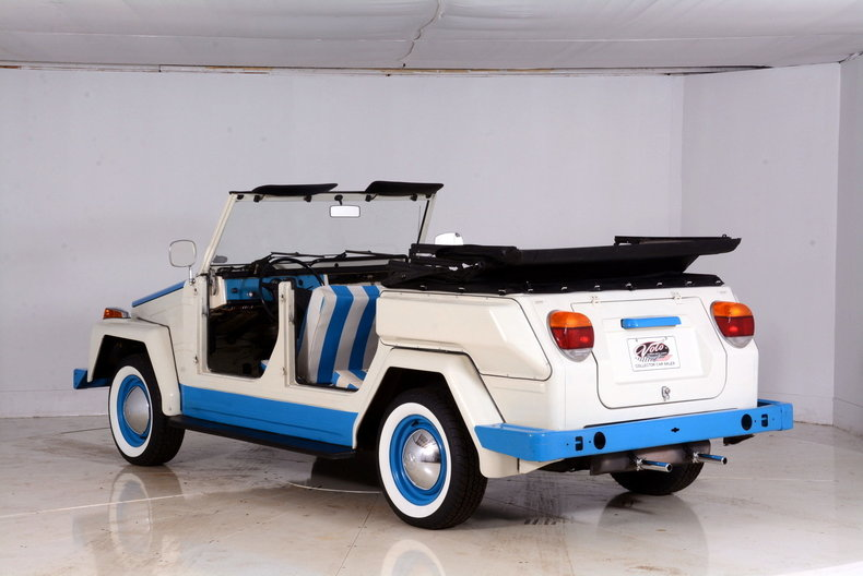 1974 Volkswagen Thing Image 47