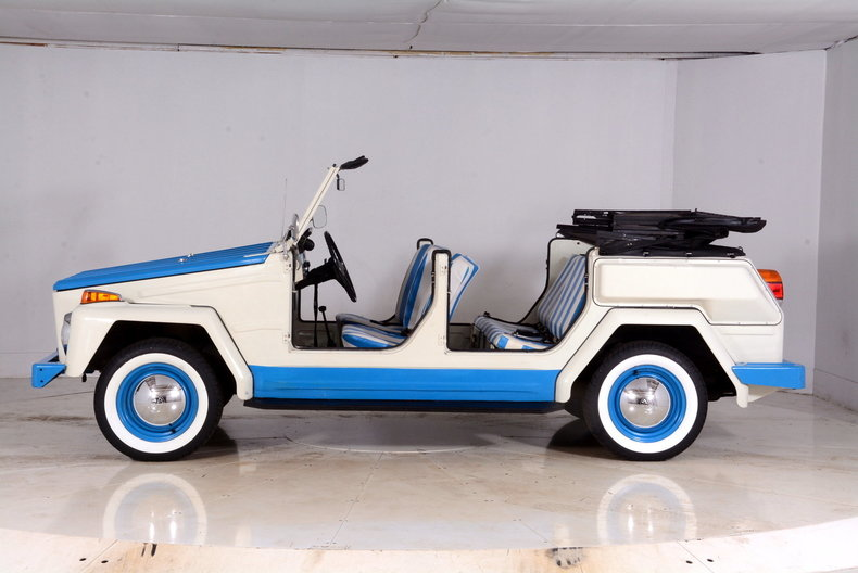 1974 Volkswagen Thing Image 12