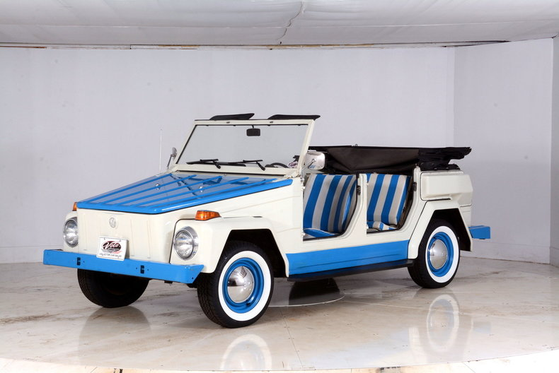 1974 Volkswagen Thing Image 42
