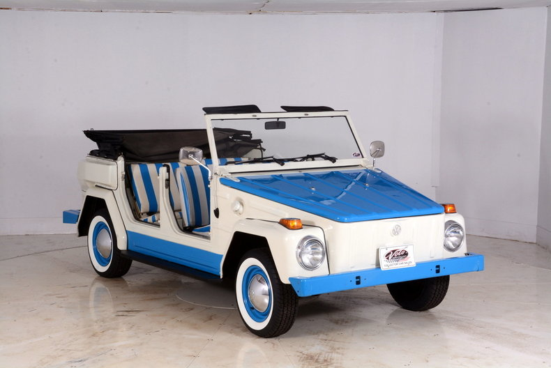 1974 Volkswagen Thing Image 32