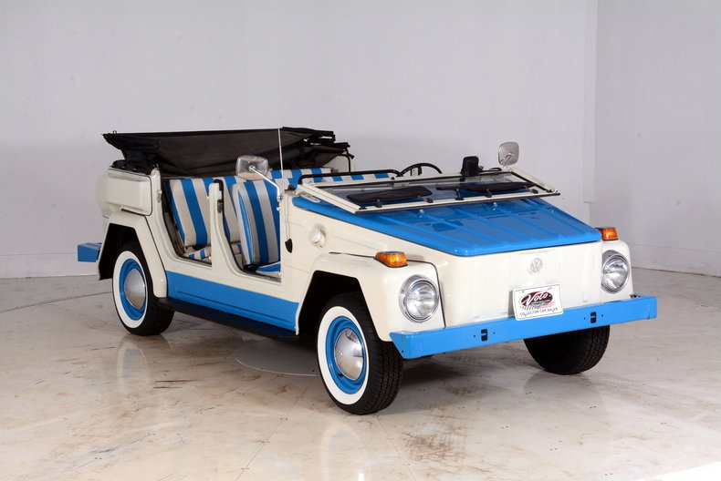 1974 Volkswagen Thing Image 14