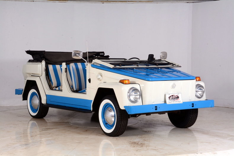1974 Volkswagen Thing Image 18
