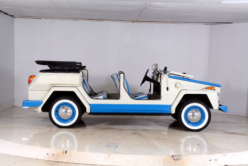 1974 Volkswagen Thing Image 33