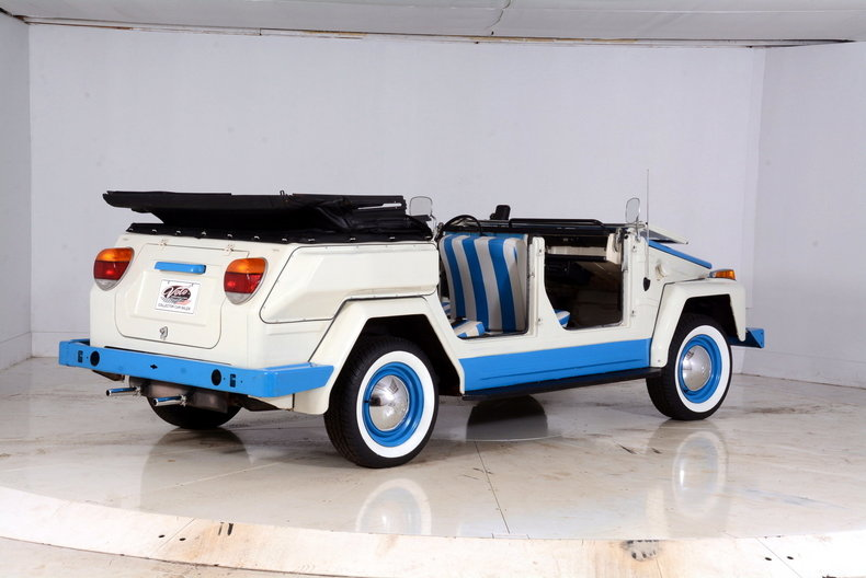 1974 Volkswagen Thing Image 30