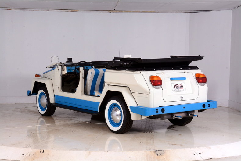 1974 Volkswagen Thing Image 19