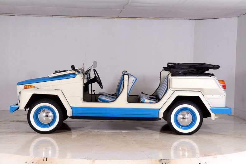 1974 Volkswagen Thing Image 50