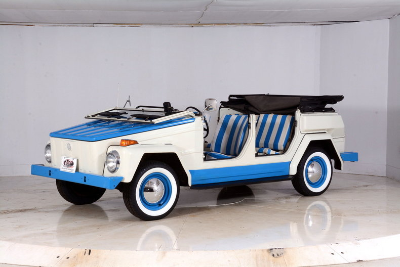 1974 Volkswagen Thing Image 36