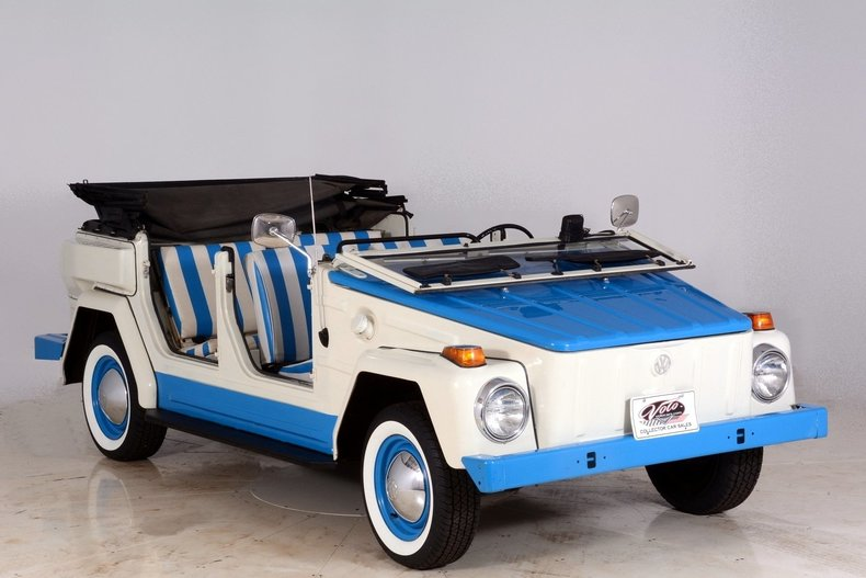1974 Volkswagen Thing Image 66