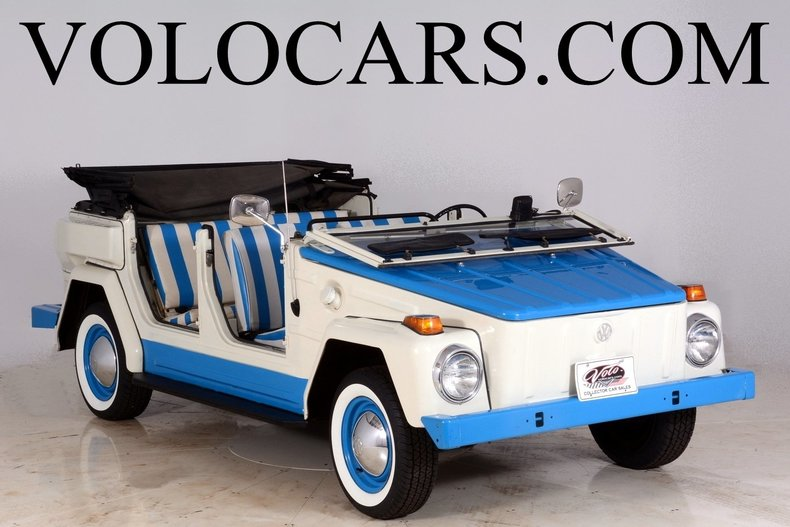 1974 Volkswagen Thing Image 1