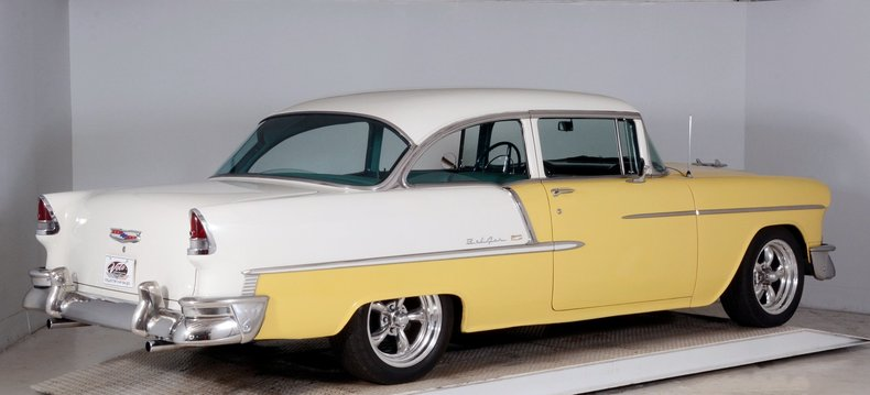 1955 Chevrolet Bel Air Image 3