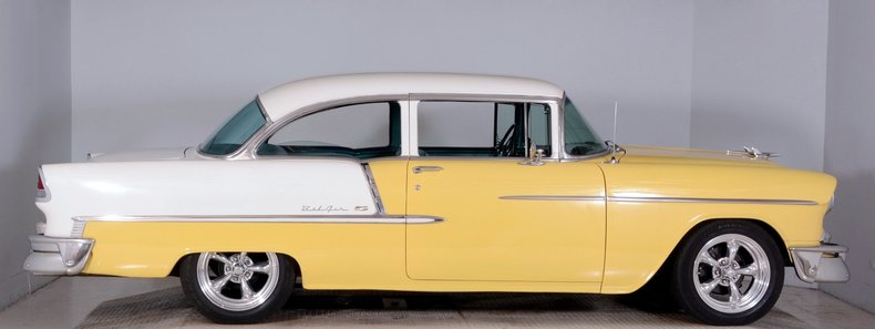 1955 Chevrolet Bel Air Image 17