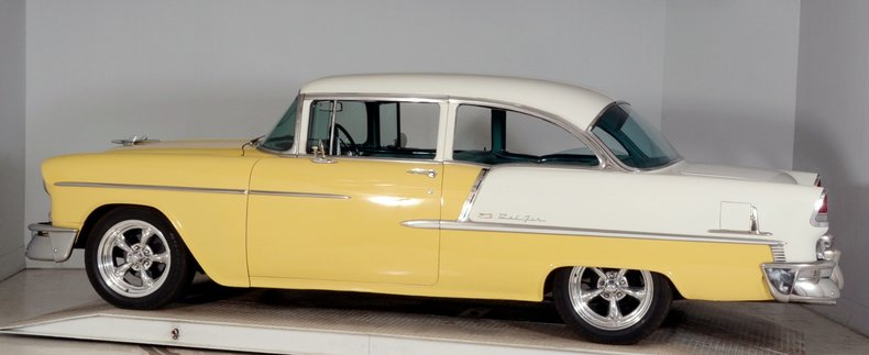 1955 Chevrolet Bel Air Image 33