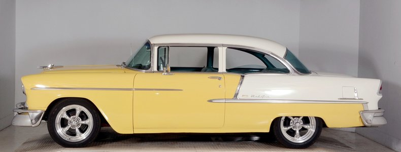1955 Chevrolet Bel Air Image 41
