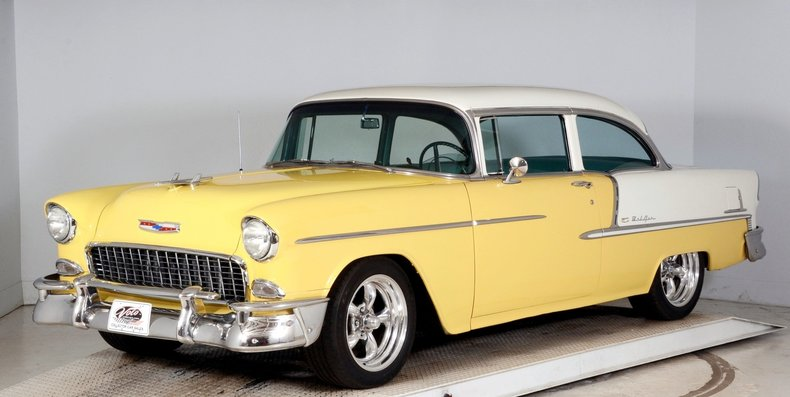 1955 Chevrolet Bel Air Image 49