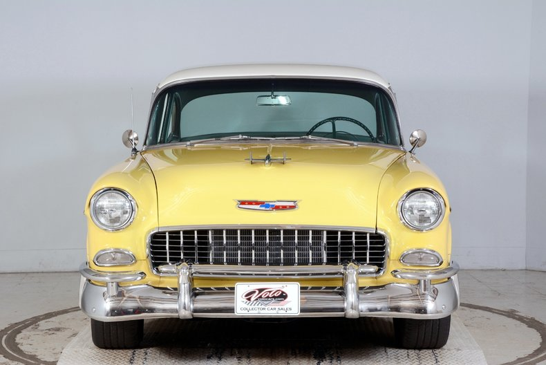 1955 Chevrolet Bel Air Image 56