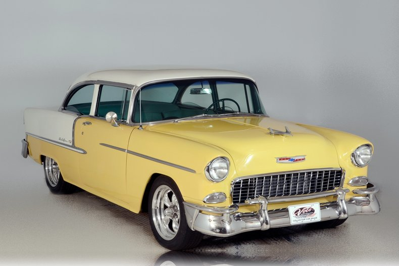 1955 Chevrolet Bel Air Image 69