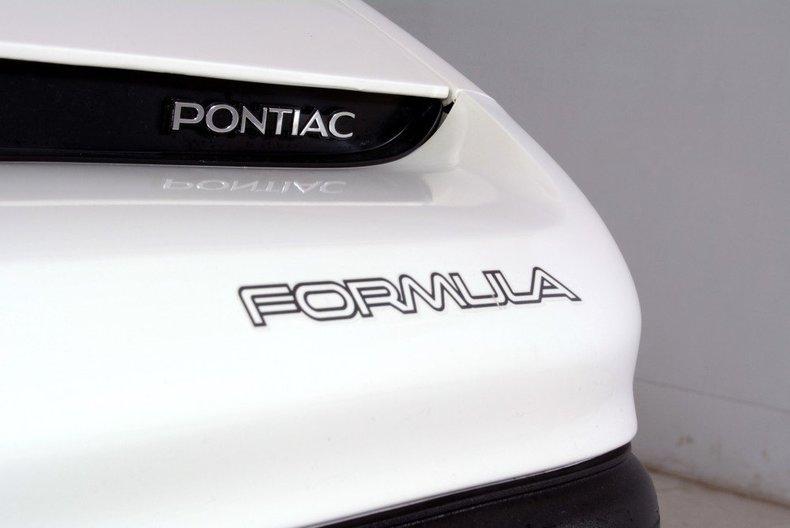 1989 Pontiac Formula Image 33