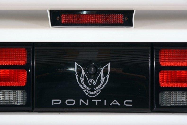 1989 Pontiac Formula Image 35