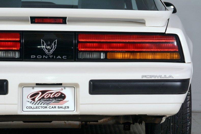1989 Pontiac Formula Image 51