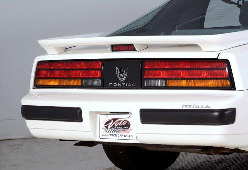 1989 Pontiac Formula Image 64