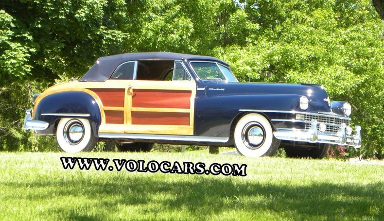 1948 Chrysler Town And Country Image 2